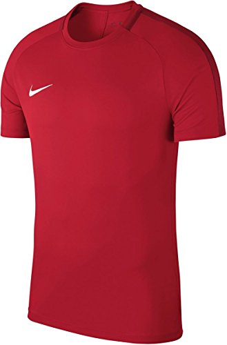 R Dry Red Veste 18 Academy Homme gym University Nike B8pwqw
