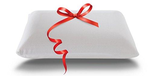 Full Gel Memory Foam Mattress - Bonus Memory Foam Pillow - Comfortable & Breathable 12 Inch Full Size Bed in A Box - Hypoallergenic Cool Gel Memory Foam Bed with Soft Flex Cover - Enjoy Restful Sleep