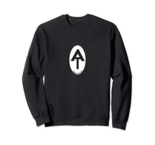 (Appalachian Trail Oval Logo  Sweatshirt)