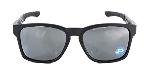 Óculos Oakley Catalyst Black Iridium Polarized - Matte Black
