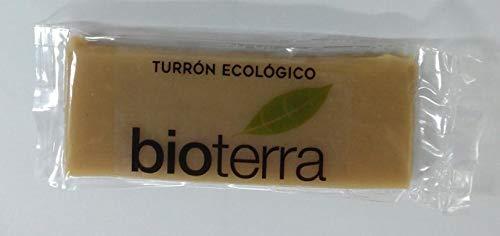 Bioterra, mazapán almendra ecológico, sin gluten, vegano, 5 de 200 g (
