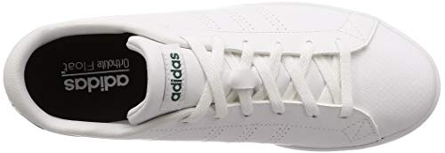 0 Sneaker Clean Damen White Advantage Green QT adidas Weiß Footwear Footwear Noble White HxfaZnwTq