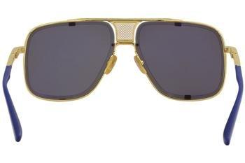 c386f24364d Sunglasses Dita MACH FIVE DRX 2087 B-BLU-GLD Blue-Yellow Gold w