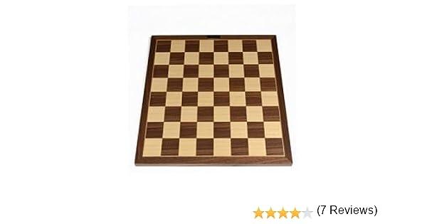 Fournier - Tablero ajedrez de Madera (F06550): Amazon.es: Juguetes y juegos