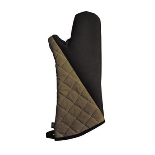 San Jamar 810CM17 BestGrip 17'' Oven Mitt with Magnet by SAN JAMAR - CHEF REVIVAL