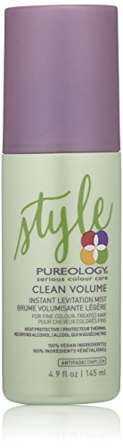 Pureology Clean Volume Instant Levitation Mist, 4.9 fl. oz.