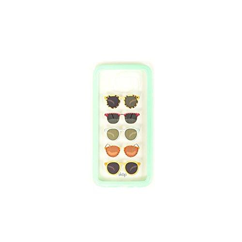 iPhone 7 | iPhone 8 Bumper case. Sunglasses elegant & functional design., unique & protective case for iPhone. Premium flexible TPU material. Unique 3D visual effect. Scratch - Effect Sunglasses 3d