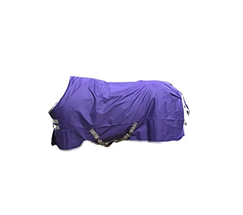 Horseware Turnout Sheet Lite Purple/Silver 75