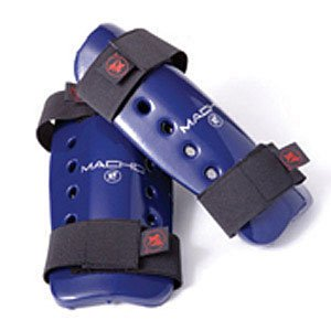 MACHO DYNA SHIN/FOREARM GUARD - black - small by Macho (Image #4)