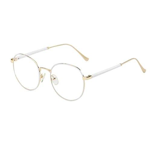 A Ordinaire Lunettes Rétro Transparent Frame 20 Blanc Objectif Optique Meisijia Vintage Mode IfSvYv