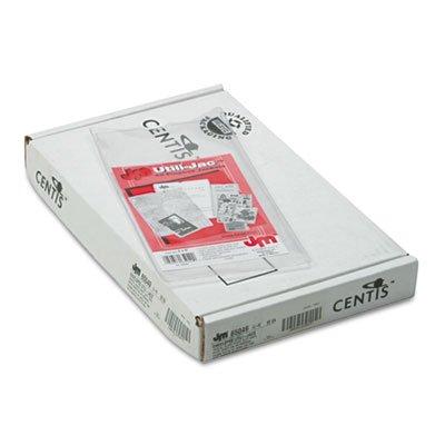 ESS65049 - Utili-Jacs Heavy-Duty Clear Plastic Envelopes by Oxford
