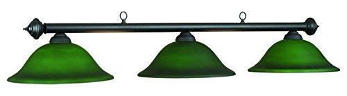 60In. Marseilles Lamp Green