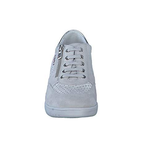 38m Zapatillas Mujer Gris Talla Precilia Mephisto Bajas pUw5q4txY