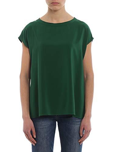 Verde Aspesi Mujer Seda Top H804b75305397 88EqWnF