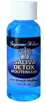 Supreme Klean Saliva Detox Mouthwash