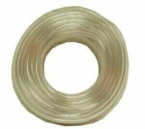100 Length Clear 1//2 Outside Diameter 5//16 Inside Diameter 3//32 Wall Thickness 100/' Length 1//2 OD Midland Metal Midland 973-253 PVC Tubing 1//2 OD PVC Color 1//2 Outside Diameter 5//16 Inside Diameter 3//32 Wall Thickness
