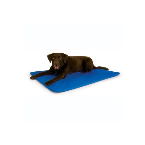 Kh Cool Bed (Cool Bed 3 Blue Cooling Pet Bed Large)