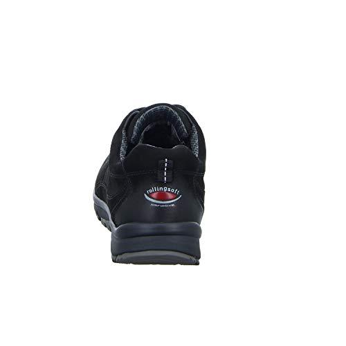 96 pour Mocassins Femme 996 Noir Gabor PxqBYC0qw