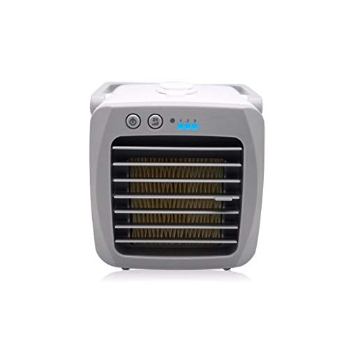 (Inverlee USB Rechargeable air Conditioner Mini Portable Refrigerator air Cooler Nano Fan for Home, Outdoor, Cooling Area 2 Square Meters (A))