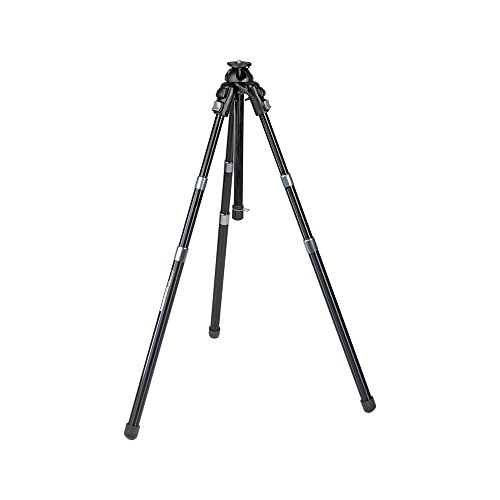 Manfrotto 458B Neotec Pro Photo Tripod (Black) by Manfrotto