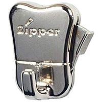 STAS Zipper - pakket van 4, foto opknoping haken voor perlon koorden of stalen kabels of draden door Stas Picture…