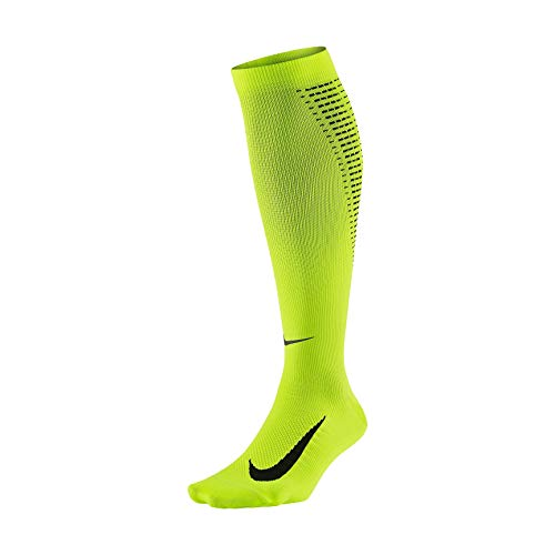 0de0ad4f8a Nike Elite Men's Lightweight Compression Over-The-Calf Running Socks ...