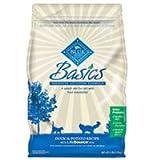 Blue Buffalo Basics Duck and Potato 11 lb bag, My Pet Supplies