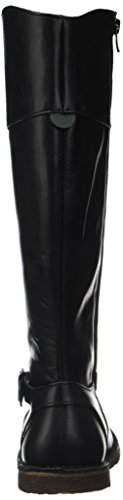 Kicker Ladies Christy Short Boots Noir (noir)