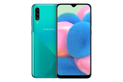 Samsung Galaxy A30s Dual SIM 128GB 4GB RAM 4G LTE (UAE Version) - Green - 1 year local brand warranty