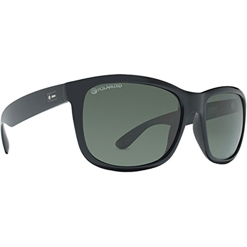 Dot Dash Poseur Adult Sunglasses, Black/Grey - Sunglasses Dash