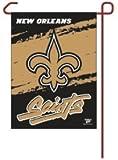 WinCraft NFL New Orleans Saints WCR08375013 Garden Flag, 11'' x 15''