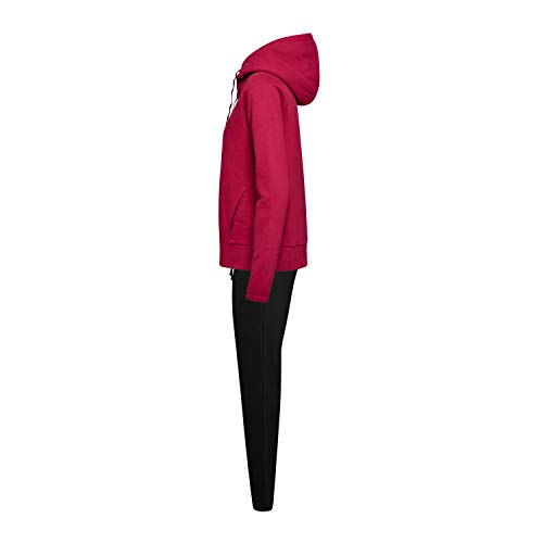 Per Fl Donna fz L Cuff Violet Brushed Tuta 553 Suit Anemone Diadora x1qAawO0n