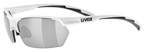Uvex Sportstyle 114 Lunettes de Soleil Mixte Blanc