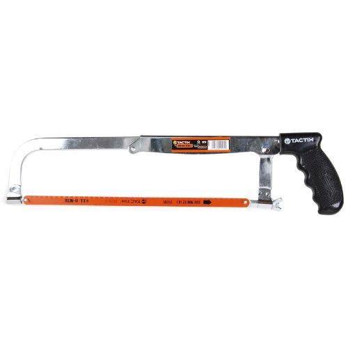 Adjustable Hacksaw Frame - Tactix 267031 Adjustable Hacksaw Frame