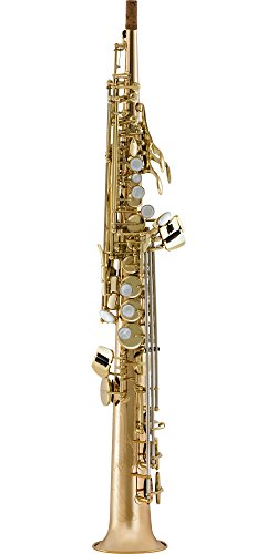 Selmer SSS280R La Voix II Soprano Saxophone Outfit Lacquer