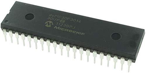 Digital Signal Processors & Controllers - DSP, DSC General Purpose, Pack of 10 (dsPIC30F3014-30I/P)