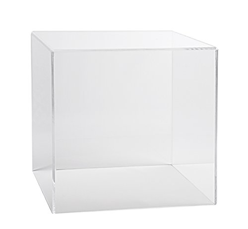 Choice Acrylic Displays Acrylic Box Case | 5 Sided Display Box | Acrylic Cube 8