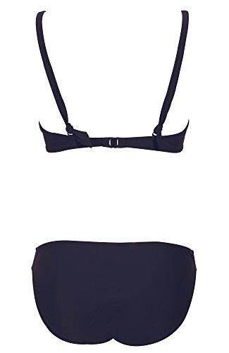 LingaDore Neckholder Bikini blau Blau 9UDQvO1