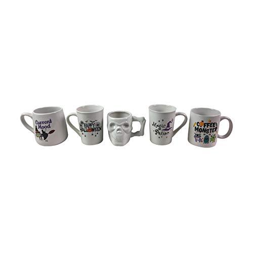 Set of 5 Halloween Coffee