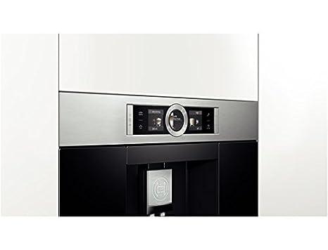 Bosch CTL 636ES1 - Cafetera automática, 1600 W, 2.4 l, color negro ...