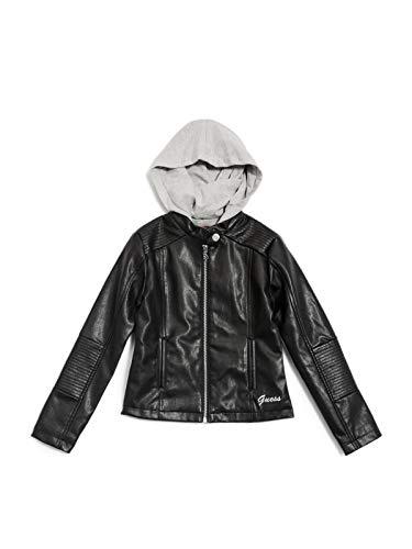 GUESS Factory Kids Girl's Alana Moto Jacket (7-16) ()