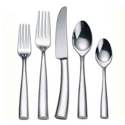 Couzon Silhouette Stainless Steel Five Piece Place Setting