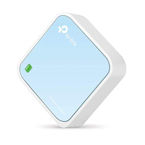TP Link N300 Wireless Wi Fi Nano Travel Router