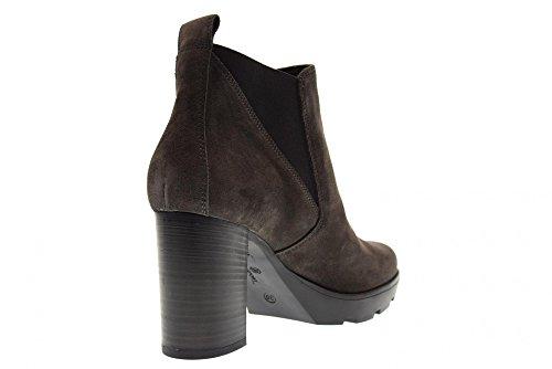 de SPORT Gris cordones JANET 40831 tacón KILLERS GRIS Zapatos de UFCwHwqR