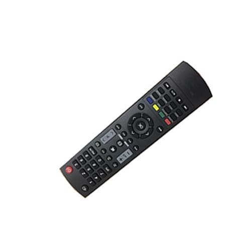 Easy Replacement remote control fit for Sharp GJ221 9JY600153G00886G 9LE98003063200 LC-65LE643 LC-65LE643U AQUOS LCD LED HDTV HD TV by EREMOTE