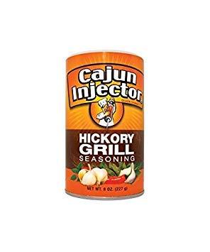 - Cajun Injector Hickory Grill Seasoning 8 oz