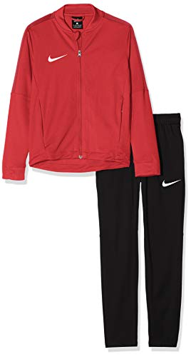 NIKE Junior Academy 16 Knit Tracksuit Youth (University Red/Black, L)