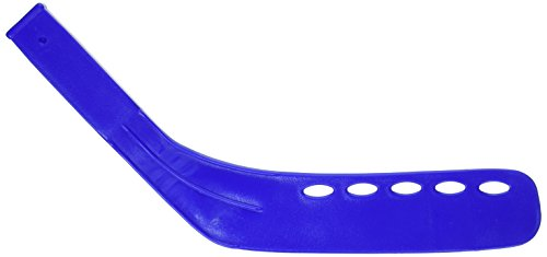 Shield 896B Replacement Indoor Hockey Stick Blade, Plastic, Blue