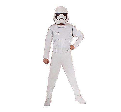 Disney Star Wars The Force Awakens Stormtrooper Child Costume (Small) (Stormtrooper Costume Disney)