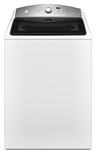 Price comparison product image Kenmore 20372 4.7 cu.ft. Top Load Washer with Triple Action Agitator and Steam Treat in White,  includes delivery and hookup